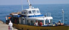 Экскурсия по морю вдоль Алушты