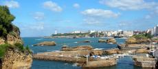 Биарриц - Biarritz - город Франции, фото