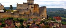 Замок Кастельно - замок Франции, фото