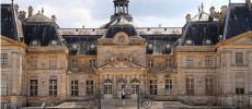 Замок Во-ле-Виконт - (Le chateau de Vaux-le-Vicomte)