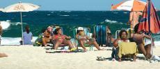Пляжное фото - Бразилия