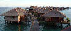 Малайзия - остров Мабул - отдых