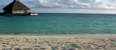 Фото побережья мальдивских островов