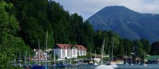 Германия - Озеро Тегернзее - фот