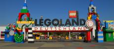 Леголенд в Германии - парк развлечений