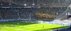 Стадион в Берлине - фото
