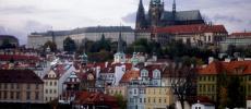 Прага - фото с реки