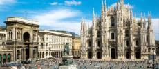Миланский собор - фото