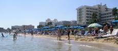 Протарас - пляж - фото