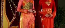 Национальный костюм во Вьетнаме