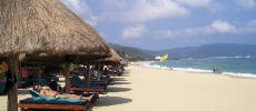 Фото пляжей Хайнань