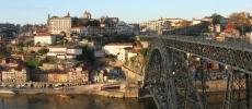 Порту - побережье Португалии - фото