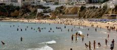 Албуфейра - побережье и пляжи курорта