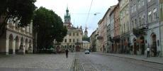 Улицы Львова - фото