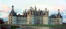 Шамбор - замок Луары - Франция