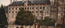 Замок Блуа - фото