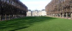 Люксембургский сад - Париж - фото