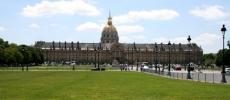 Собор Инвалидов - Париж - фото
