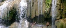 Морской национальный парк Тарутао в провинции Сатун - водопад Эраван