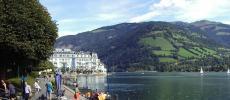 ZellAmSee - Цель-ам-Зее - горнолыжный курорт Австрии - фото