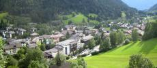 Бад Кляйнкирхайм - горнолыжный курорт Австрии