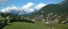 Зеефельд - Seefeld - горнолыжный курорт Австрии - фото
