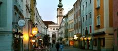 Линц - фото города