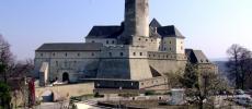 Австрия - Замок Форхтенштайн - фото