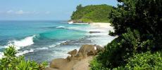 Где на Сейшелах красивые пляжи
