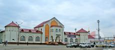 Жд. вокзал в Муроме