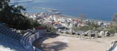 Остров Греции - Тасос фотографии
