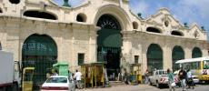 Город Момбаса - Кения - Здание рынка колониальной эпохи