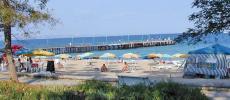 Курорт Золотые пески, фото