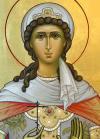 4-го декабря отмечается день святой Варвары