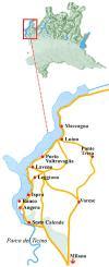 Озеро Маджоре - Madjore - второе озеро Италии