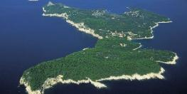 Остров Шипан - Хорватия