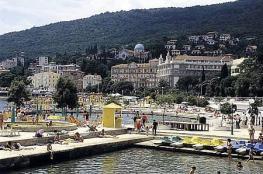 Остров Црес Хорватии - музей природы под открытым небом