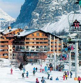 Круглогодичный горнолыжный курорт Валь д`Изер