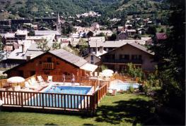 Серр-Шевалье - один из самых южных курортов в Альпах