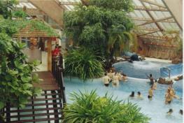 В Париже есть аквапарк -  Аквабульвар