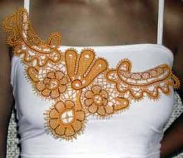 Выставка Interfiliere 2007 - Международная выставка кружева, декоративных аксессуаров и текстиля для производства нижнего белья