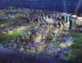 Дубай занимает уникальное положение среди городов Персидского Залива