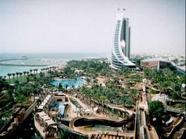 Самый популярный пляж Дубая – Джумейра