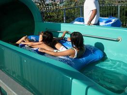 Бали: Аквапарк (Waterbom Park and Spa)