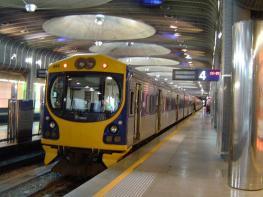 Транспорт в Новой Зеландии развивается