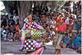 Музыка Индонезии взаимодействует с другими течениями