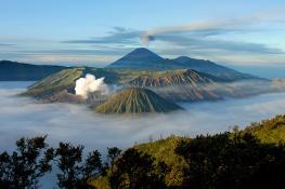 Остров Ява: вулкан Бромо