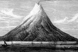 Кракатау (индон. Krakatau) — остров и действующий вулкан в Индонезии