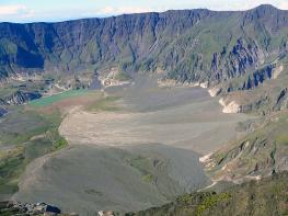 Тамбора - вулкан Индонезии