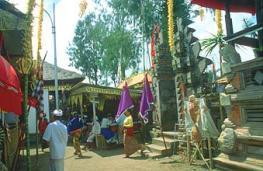 Бангли - рыночный городок